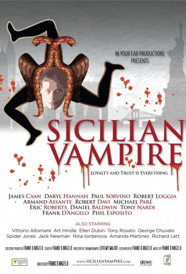 Сицилийский вампир / Sicilian Vampire (2015)