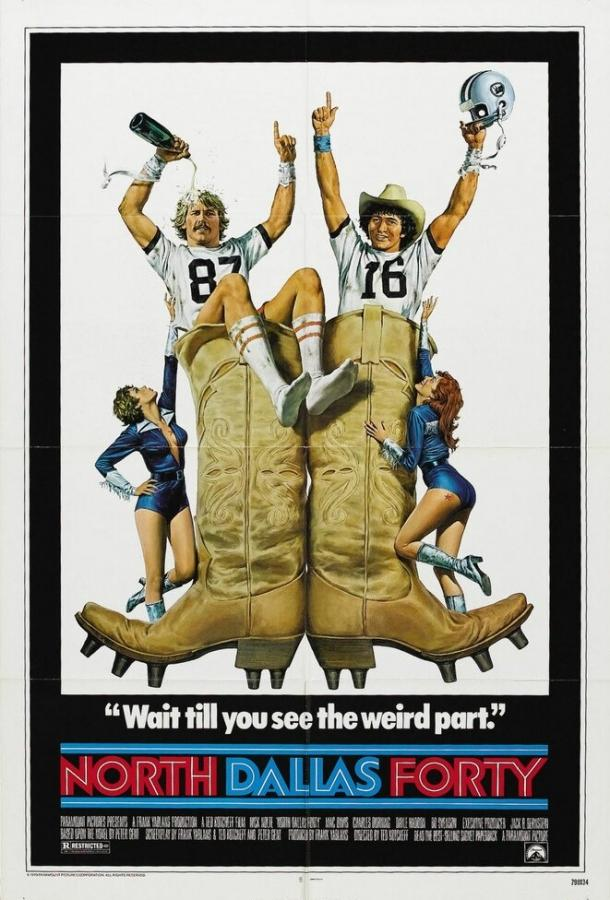Северный Даллас Сорок / North Dallas Forty (1979)