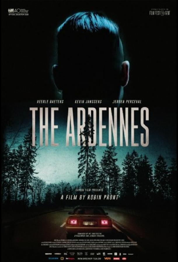Арденны / D'Ardennen (2015)