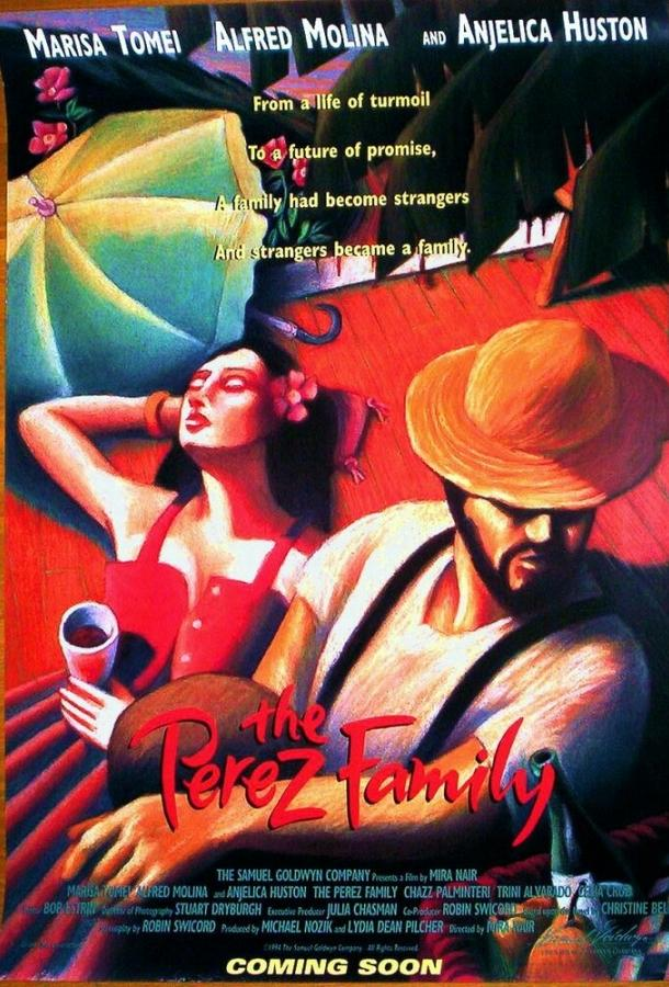 Семья Перес / The Perez Family (1995)