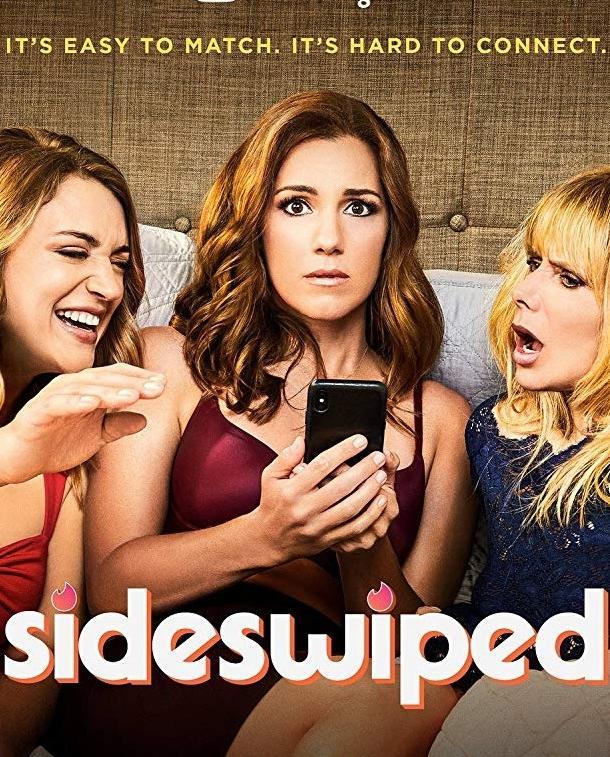 Свайпнутые / Sideswiped (2018)