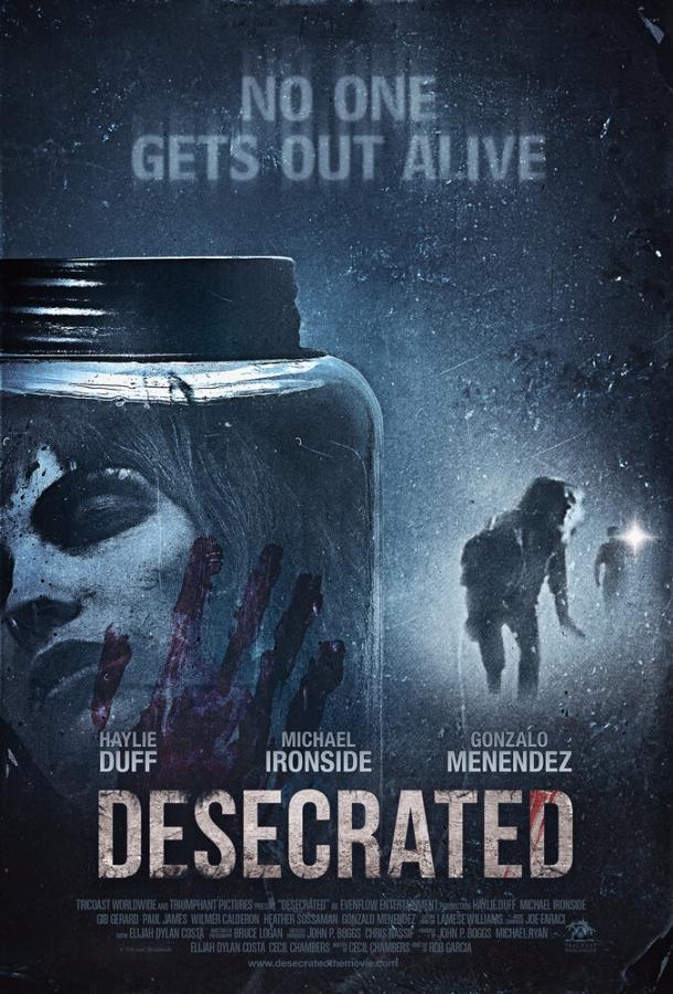 Осквернённый / Desecrated (2014)