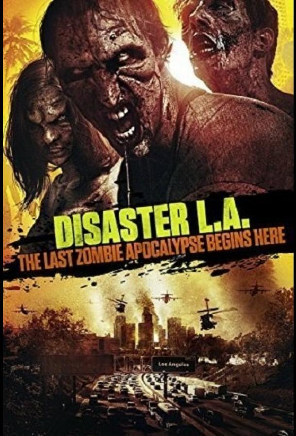 Вторжение в Лос-Анджелес (2014) смотреть онлайн