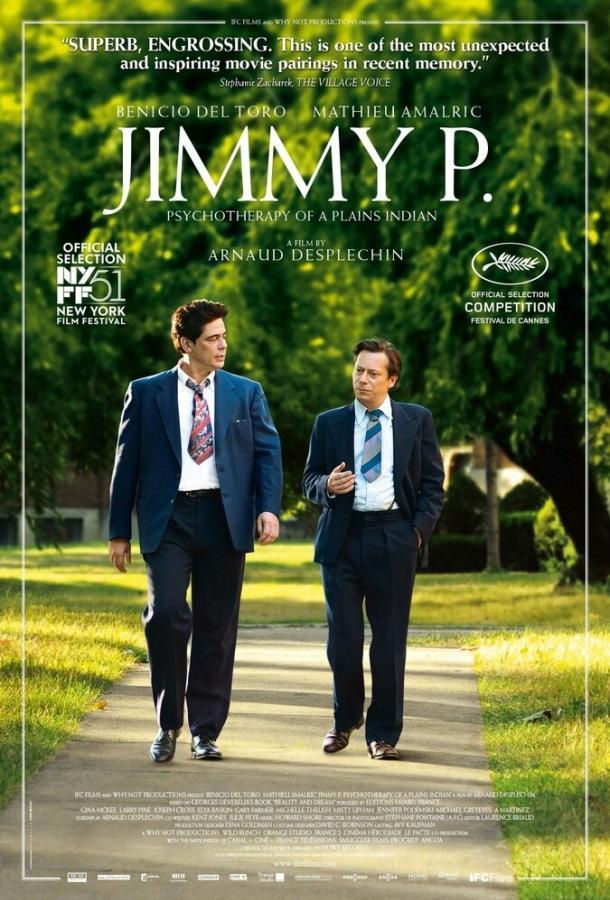 Джимми Пикард / Jimmy P. (2013)