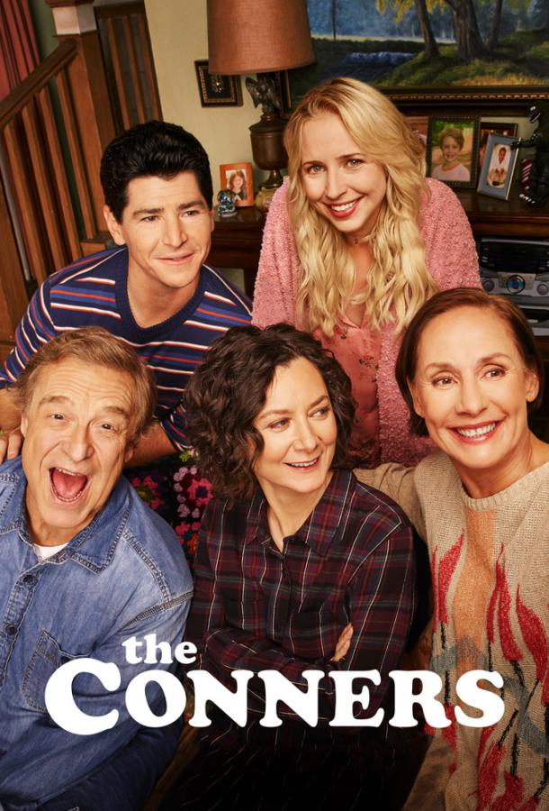 The Conners (2018) HDTVRip 720p