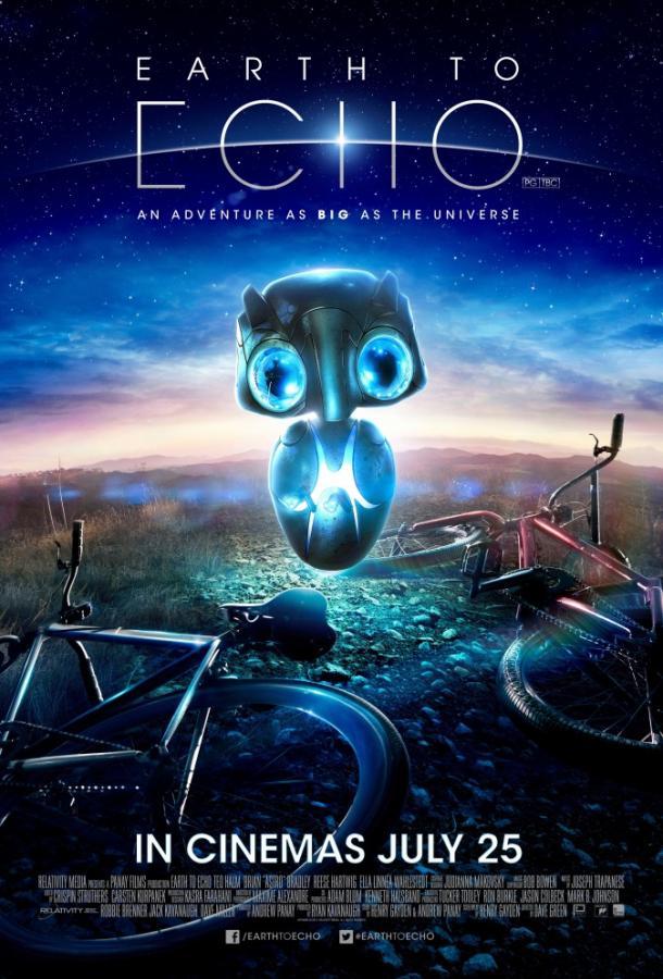 Внеземное эхо / Earth to Echo (2014) смотреть онлайн