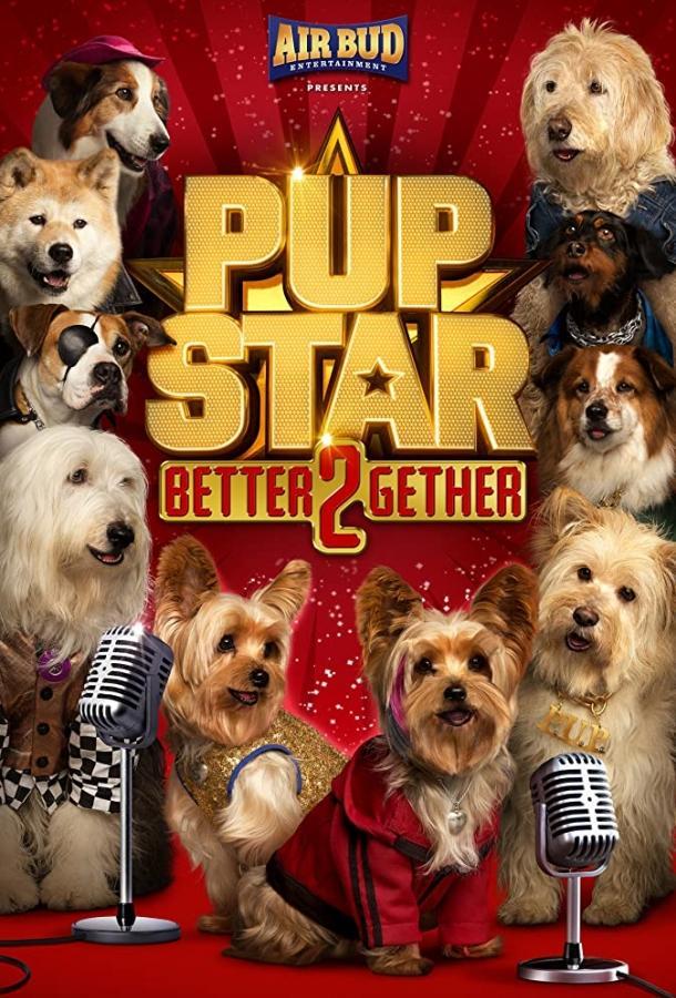 Звездный щенок: Вместе быть лучше / Pup Star: Better 2Gether (2017)