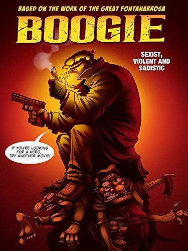 Бугай / Boogie, el aceitoso (2009)