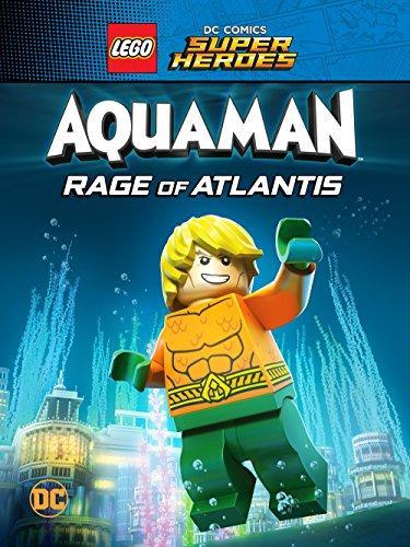 LEGO Супергерои DC: Аквамен. Ярость Атлантиды