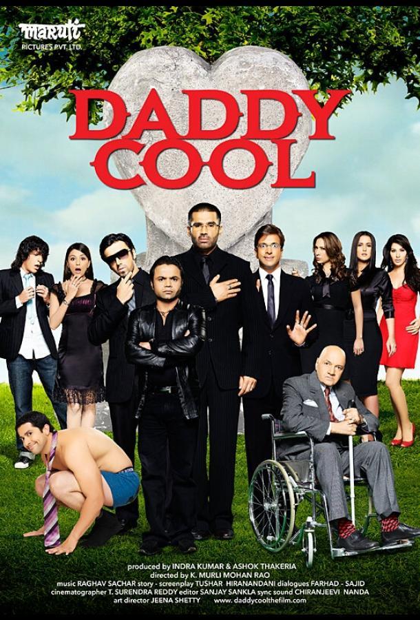 Спокойный отец / Daddy Cool: Join the Fun (2009)