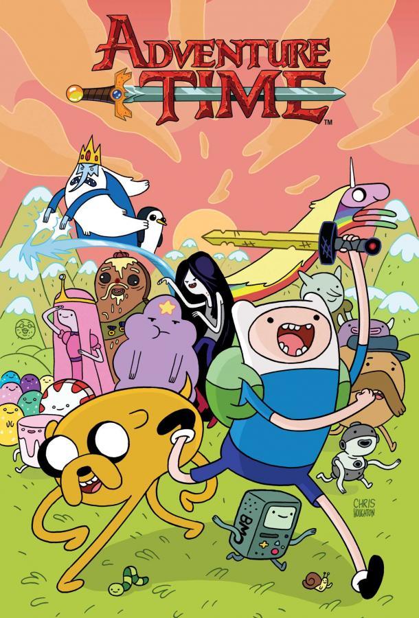 Время приключений / Adventure Time with Finn & Jake (2010)