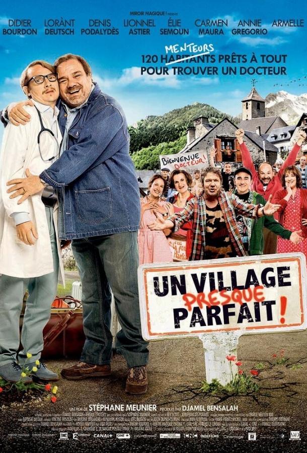 Почти идеальная деревня / Un village presque parfait (2014)