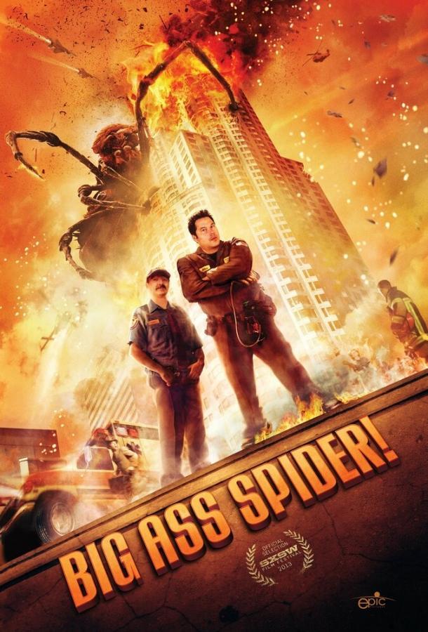 Мегапаук / Big Ass Spider! (2013)