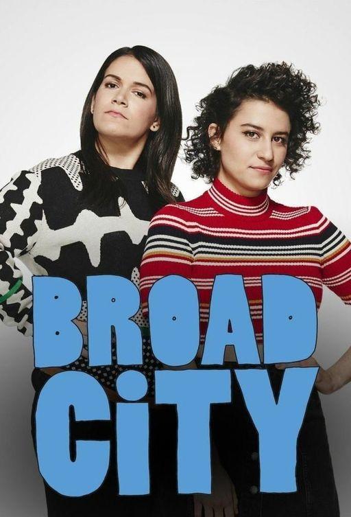 Брод Сити 3 сезон смотреть онлайн