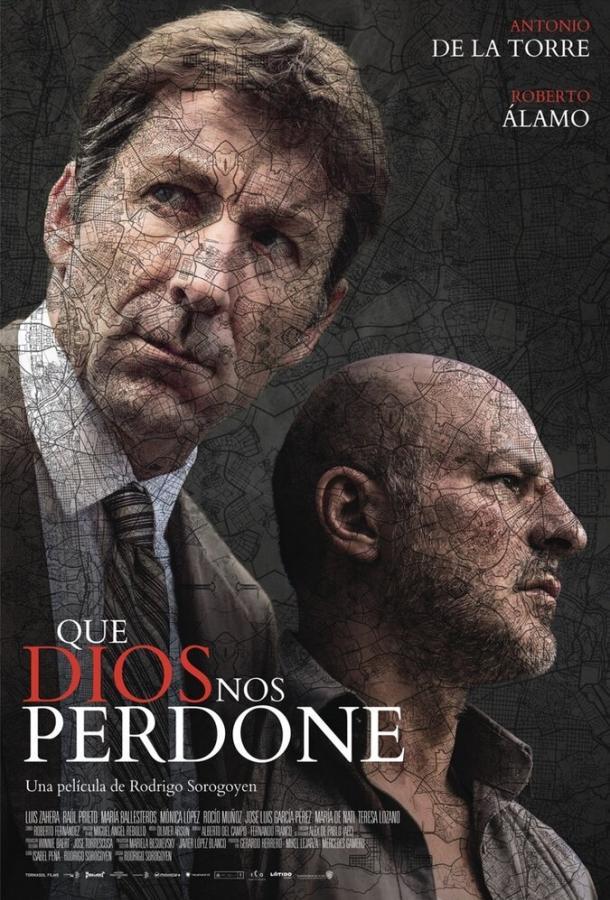 Прости нас, господи / Que Dios nos perdone (2015)