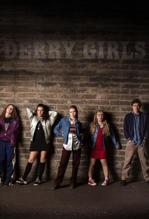Девчонки из Дерри / Derry Girls (2018)