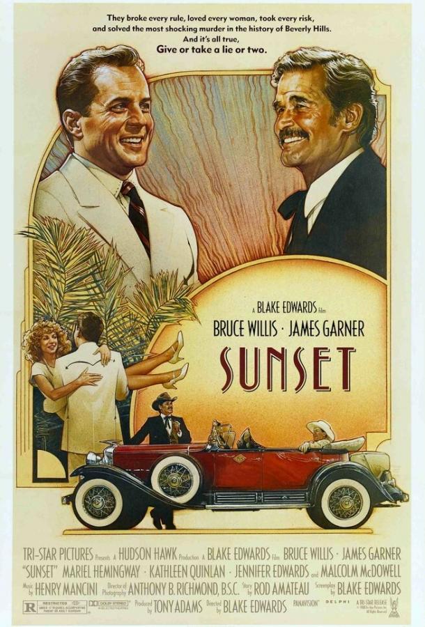 Закат / Sunset (1988)