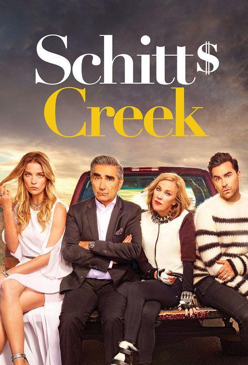 Шиттс Крик / Schitt's Creek (2015)