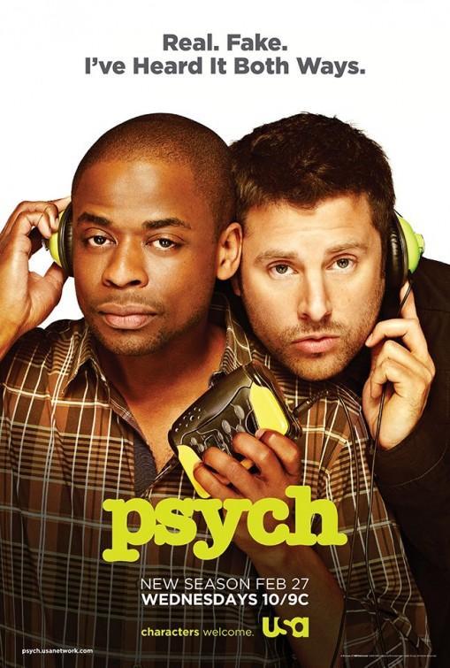Ясновидец / Psych (2006)