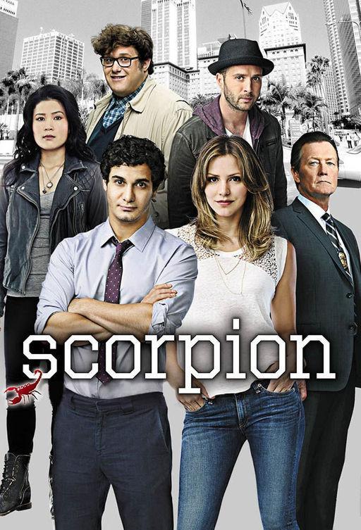 Скорпион / Scorpion (2014) смотреть онлайн 1-4 сезон