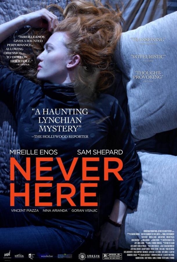 Никогда здесь не была / Never Here (2017)