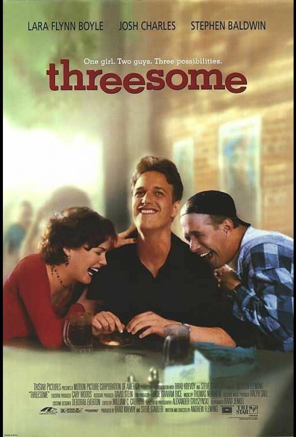Трое / Threesome (1994)