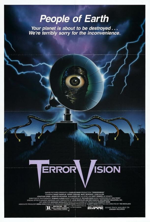 Телетеррор / TerrorVision (1986)