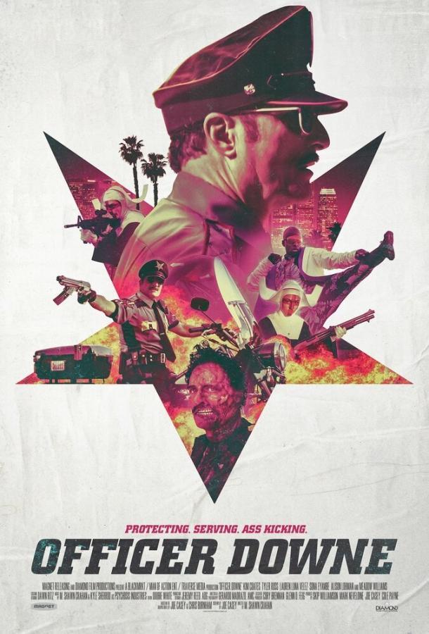Офицер Доун / Officer Downe (2016)