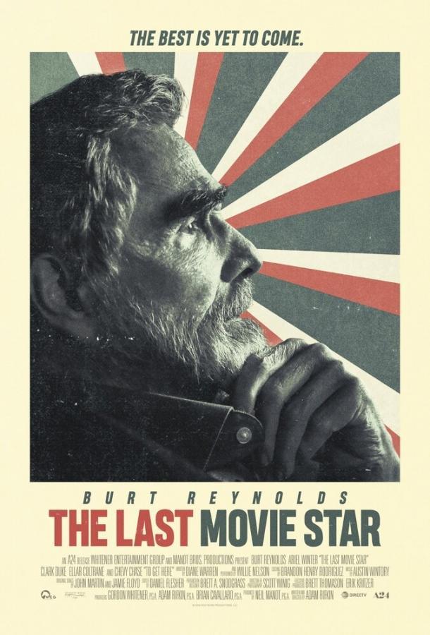 Последняя кинозвезда / Dog Years (2017)