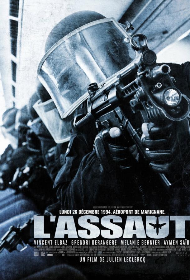 Штурм / L'assaut (2010)
