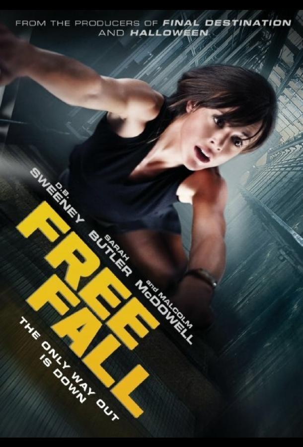 Свободное падение / Free Fall (2014)