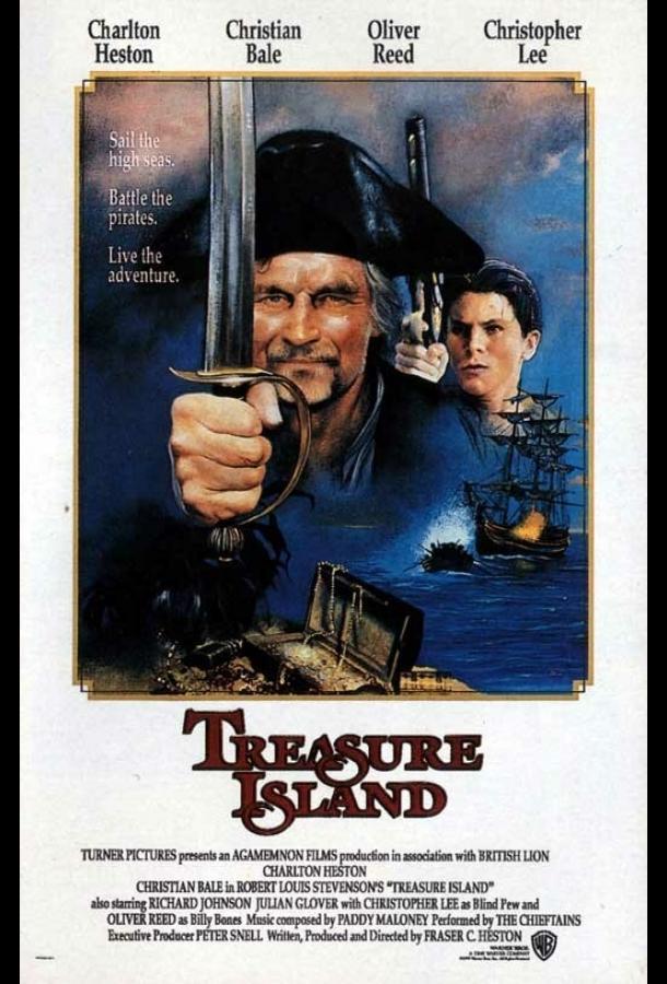 Остров сокровищ (1990)