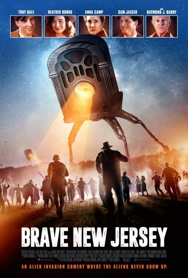 Храбрый Нью-Джерси / Brave New Jersey (2016)