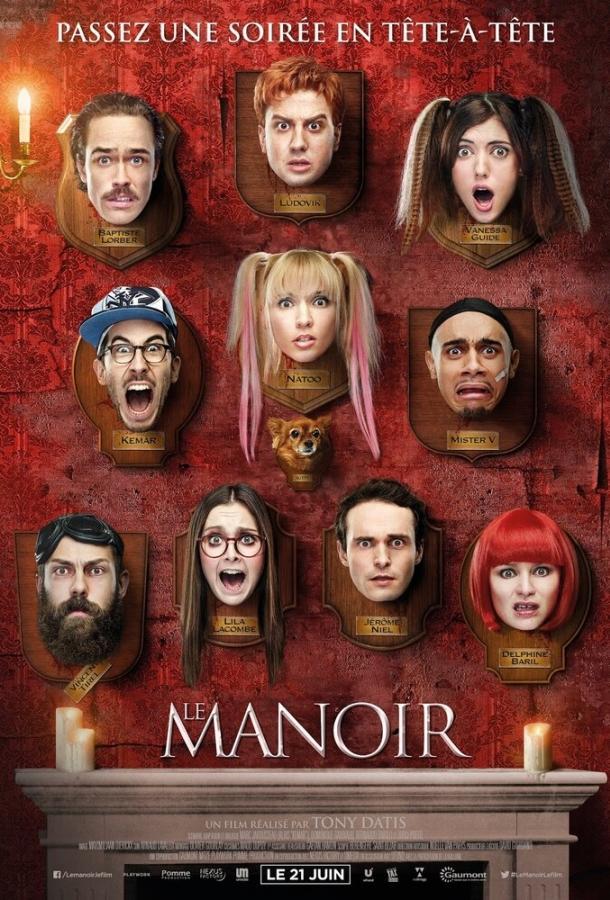 Замок / Le manoir (2017)