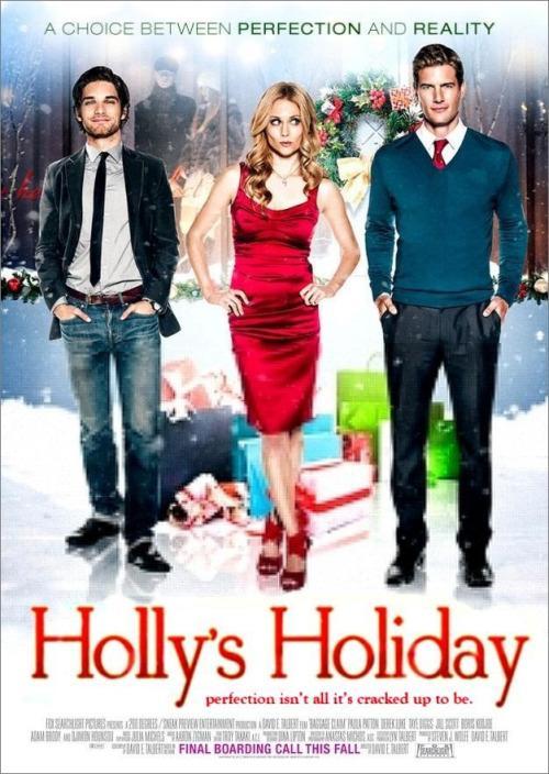 Мистер Рождество / Holly's Holiday (2012)