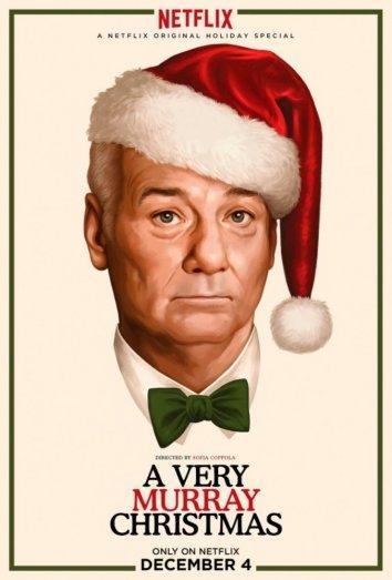 Очень Мюрреевское Рождество (2015) смотреть онлайн