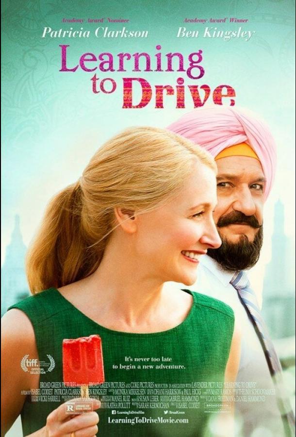 Уроки вождения / Learning to Drive (2014)