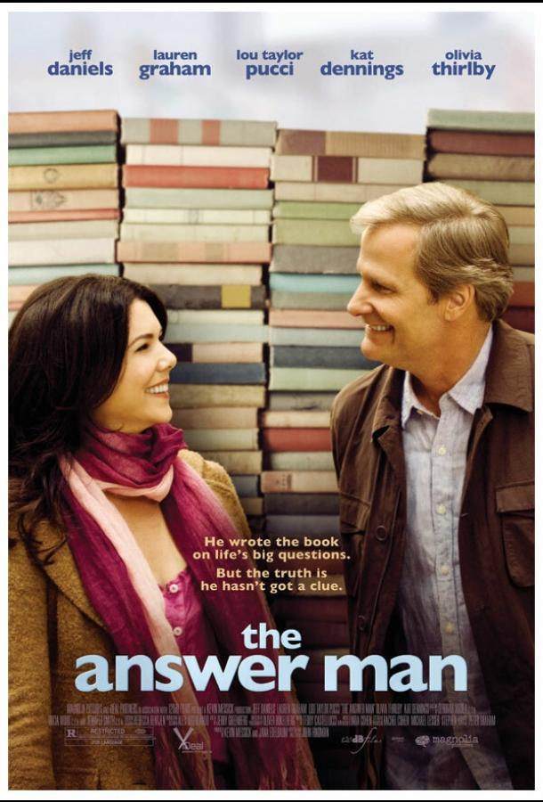Человек, который все знал / The Answer Man (2008)