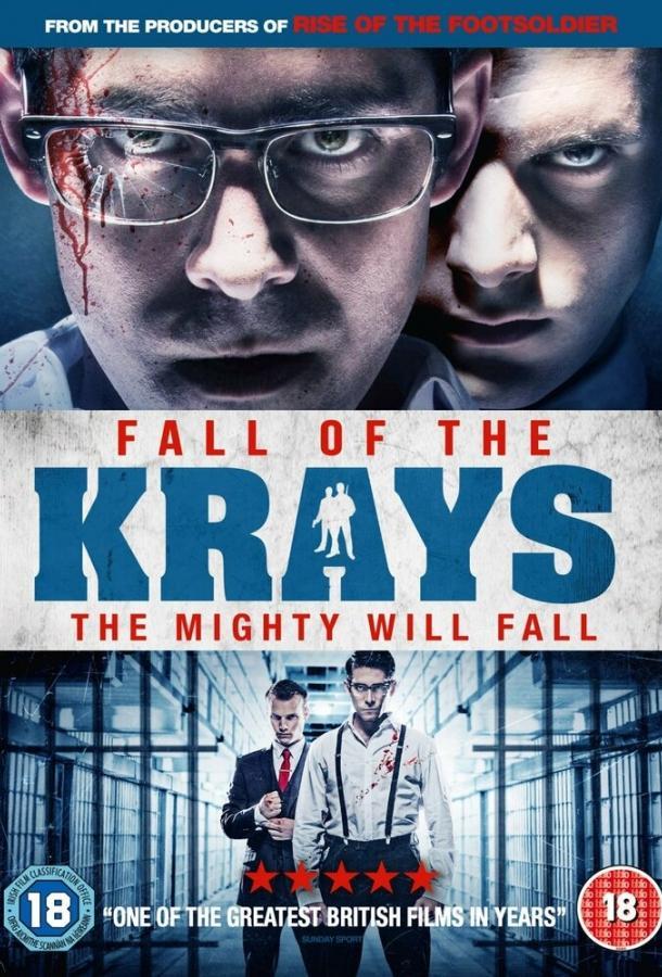 Падение Крэйсов / The Fall of the Krays (2016)