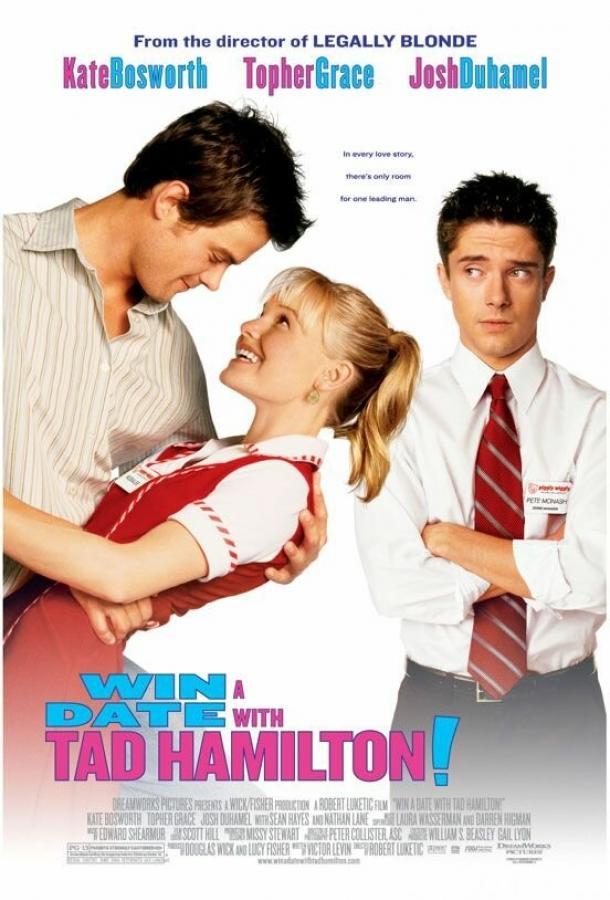 Свидание со звездой / Win a Date with Tad Hamilton! (2004)