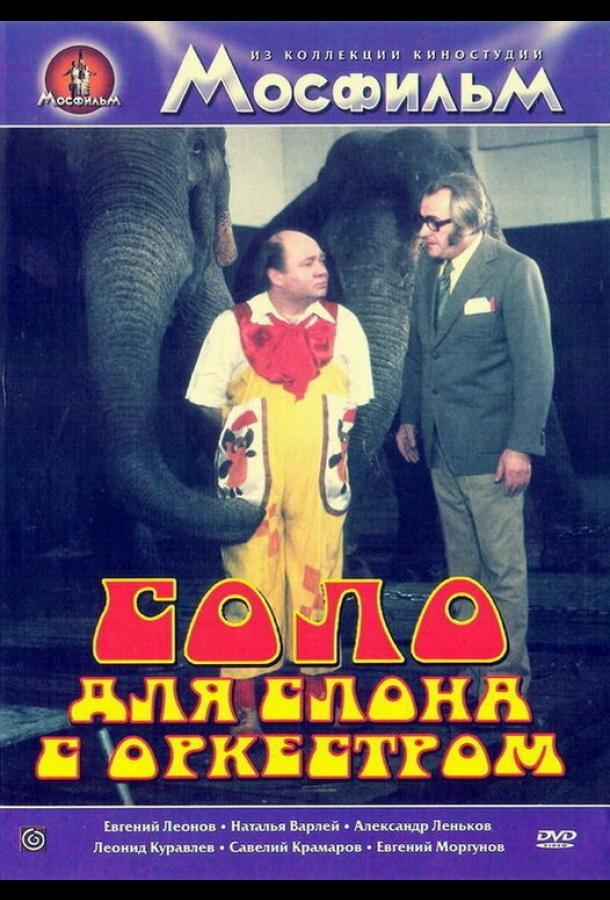 Соло для слона с оркестром / Cirkus v cirkuse (1975)