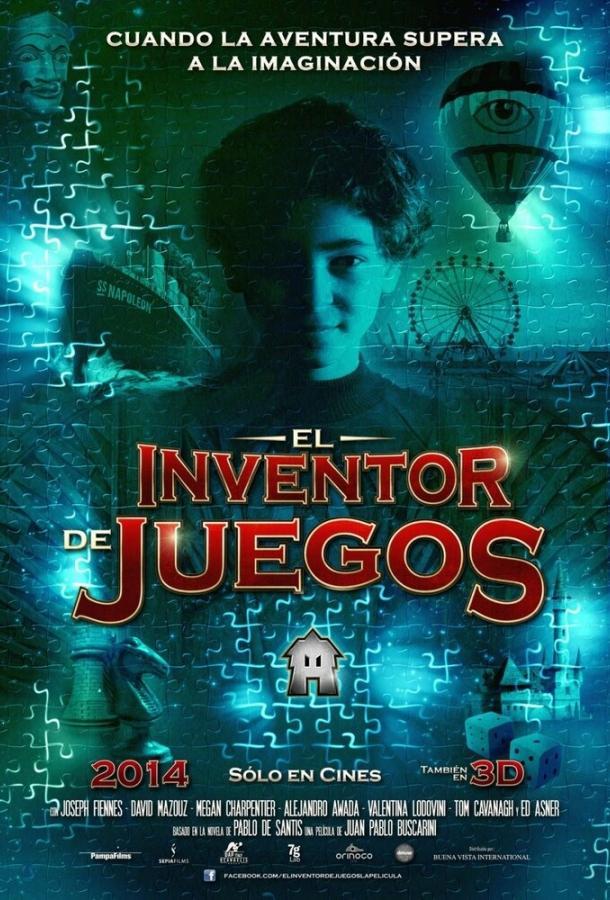 Производитель игр / The Games Maker (2014)