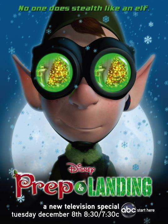 Приготовление и начало / Секретная служба Санты / Prep & Landing (2009)