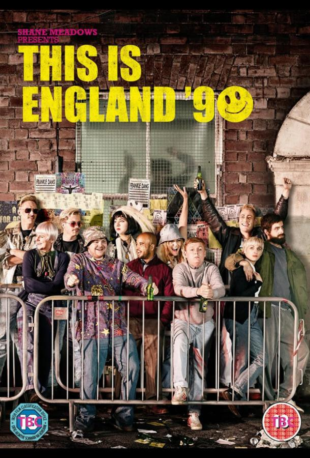 Это — Англия. Год 1990 / This Is England '90 (2015)