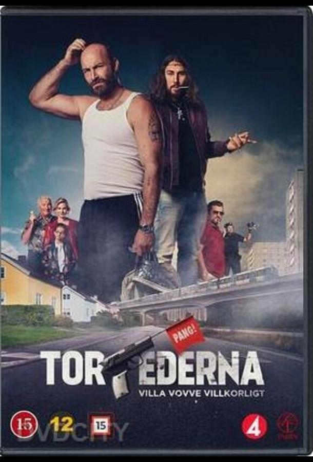 Торпеды / Torpederna (2014)