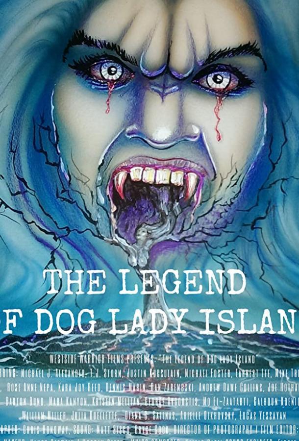 Легенда острова Леди-оборотня (2020)