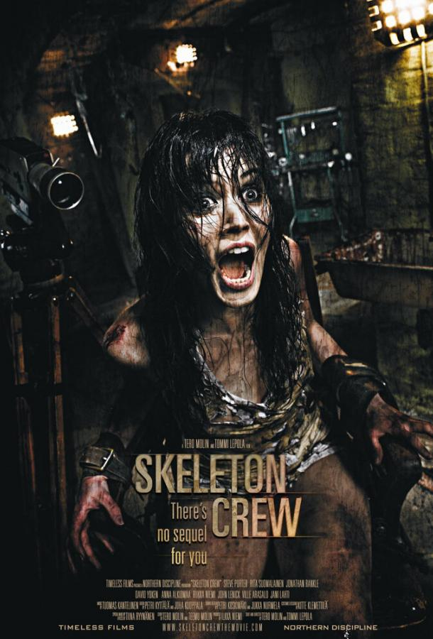 Команда скелетов / Skeleton Crew (2009)