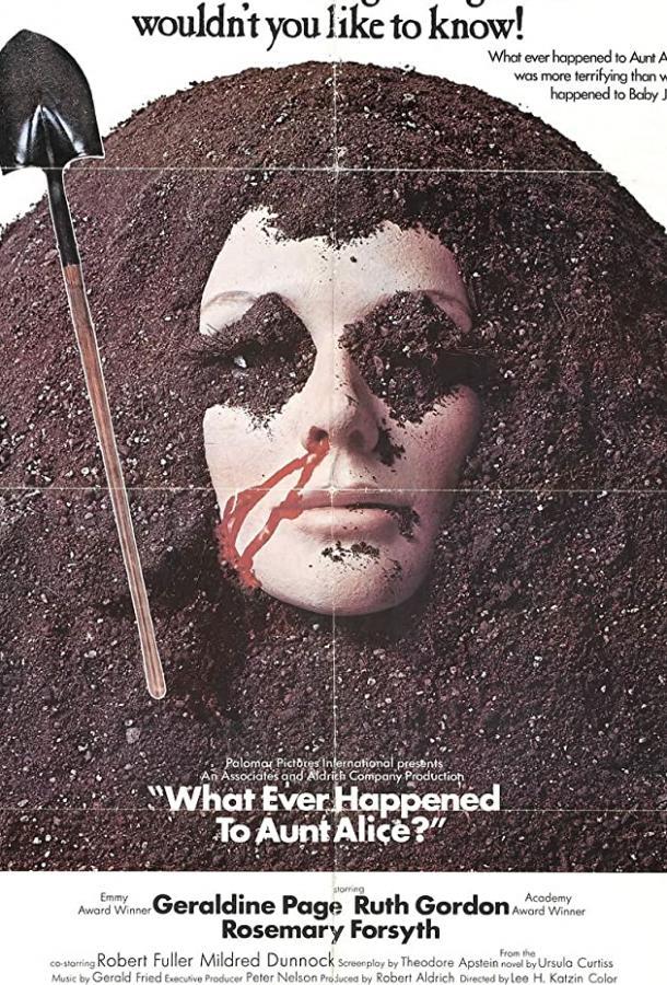 Что случилось с тетушкой Элис? / What Ever Happened to Aunt Alice? (1969)