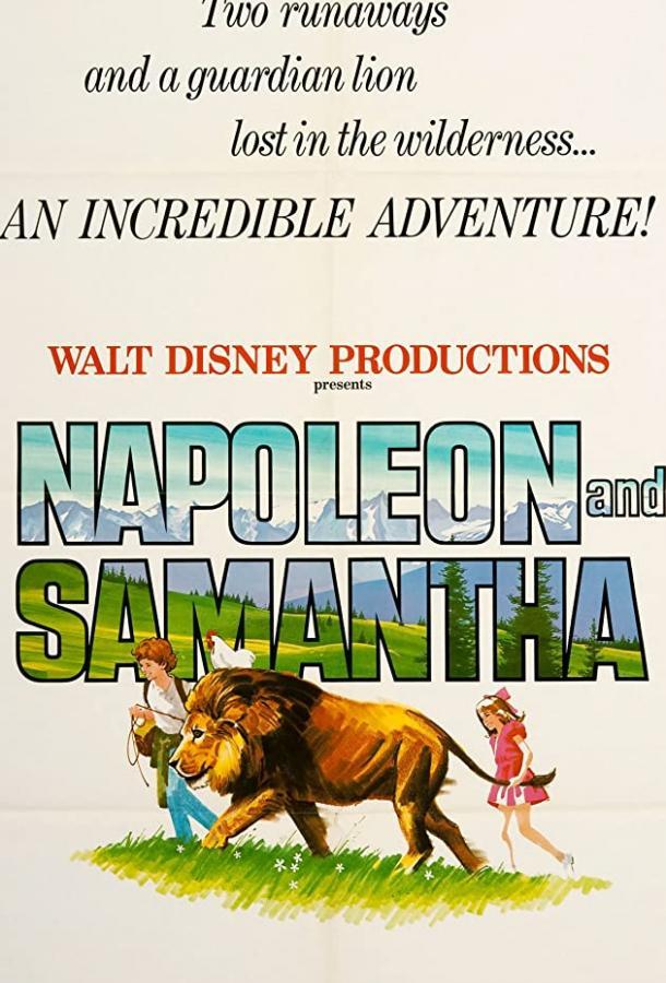 Наполеон и Саманта / Napoleon and Samantha (1972)