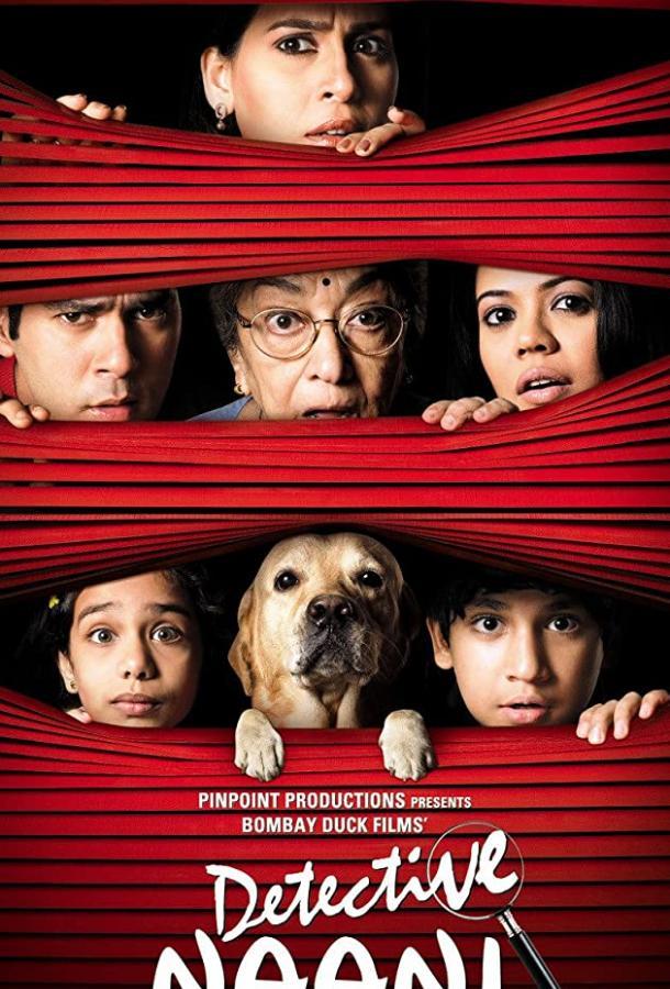 Бабуля-детектив / Detective Naani (2009)